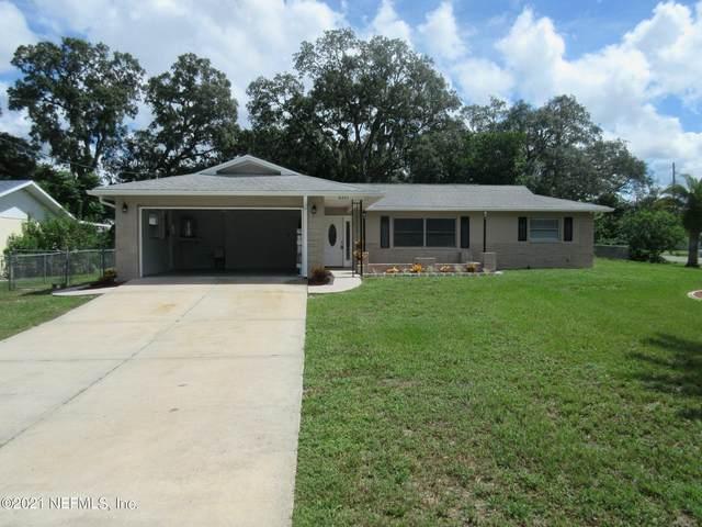 6331 Newmark St, Spring Hill, FL 34607 (MLS #1131576) :: The Hanley Home Team