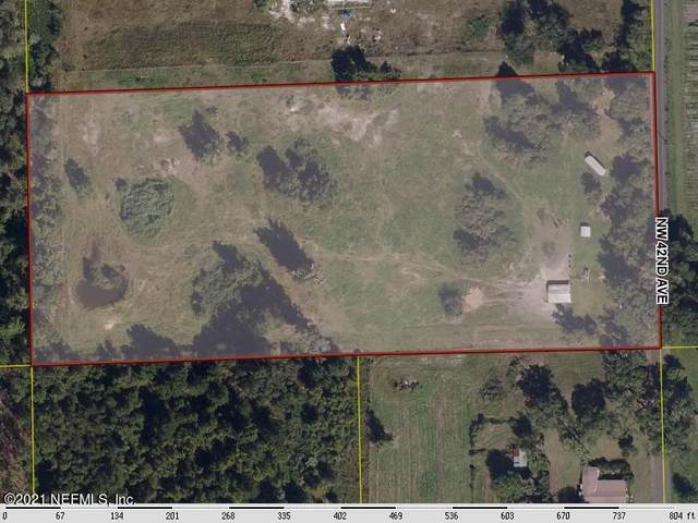 0 NW 42ND Ave, Lawtey, FL 32058 (MLS #1131581) :: Berkshire Hathaway HomeServices Chaplin Williams Realty