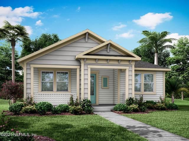 409 Sweetgum St, Yulee, FL 32097 (MLS #1131630) :: EXIT 1 Stop Realty
