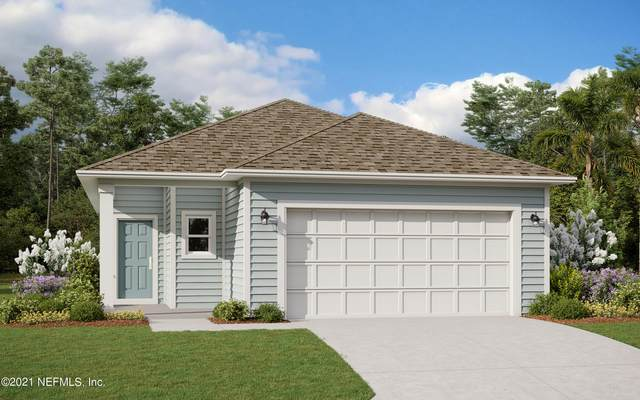 265 Wineberry Ln, St Augustine, FL 32092 (MLS #1131642) :: EXIT Real Estate Gallery