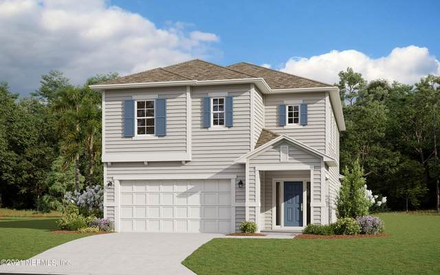 291 Wineberry Ln, St Augustine, FL 32092 (MLS #1131647) :: EXIT Real Estate Gallery