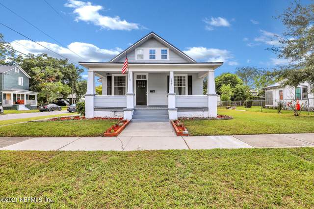 2825 Hubbard St, Jacksonville, FL 32206 (MLS #1131649) :: Olde Florida Realty Group
