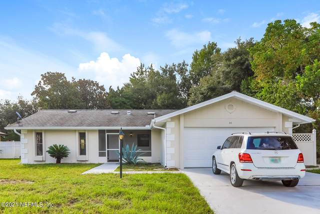 36 Frontier Dr, Palm Coast, FL 32137 (MLS #1131657) :: Olde Florida Realty Group