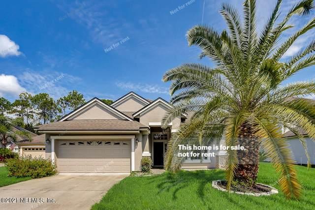 2094 Heritage Oaks Ct, Fleming Island, FL 32003 (MLS #1131658) :: The DJ & Lindsey Team