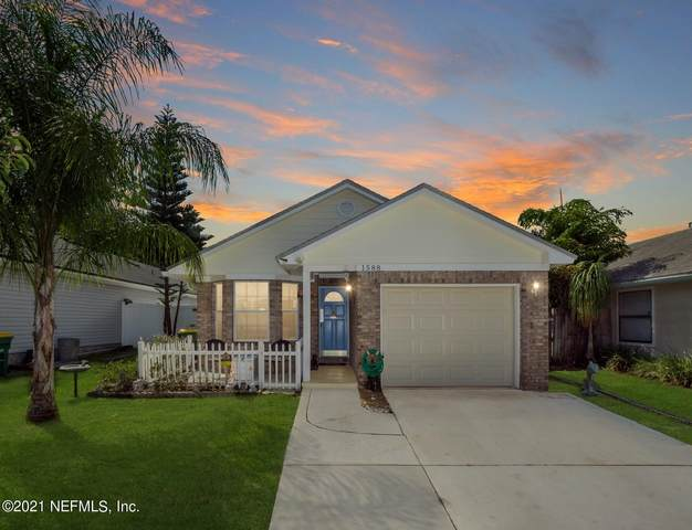 1588 Westwind Dr, Jacksonville Beach, FL 32250 (MLS #1131689) :: The Perfect Place Team