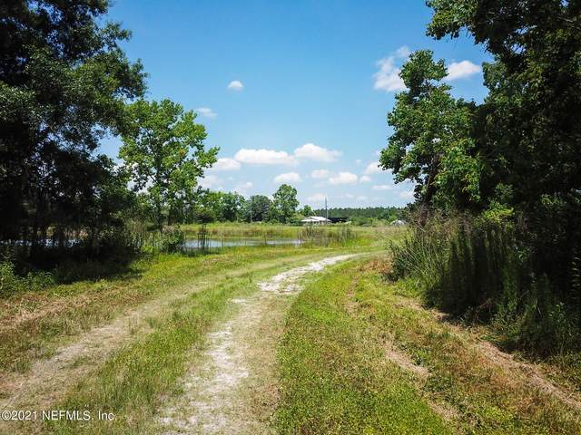 5114 NW County Rd 225, Lawtey, FL 32058 (MLS #1131697) :: Berkshire Hathaway HomeServices Chaplin Williams Realty