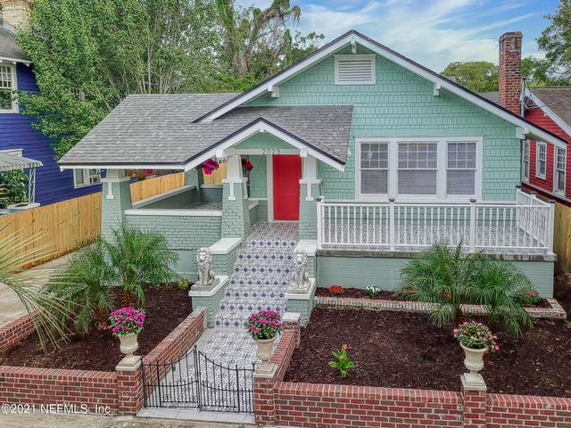 2023 Dellwood Ave, Jacksonville, FL 32204 (MLS #1131699) :: Olson & Taylor | RE/MAX Unlimited