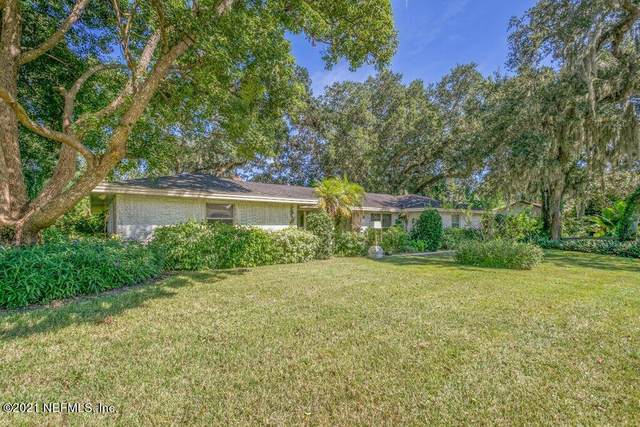 211 Woodland Ave, St Augustine, FL 32080 (MLS #1131733) :: EXIT Real Estate Gallery