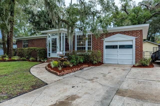 8633 Emerald Isle Cir S, Jacksonville, FL 32216 (MLS #1131749) :: Olde Florida Realty Group