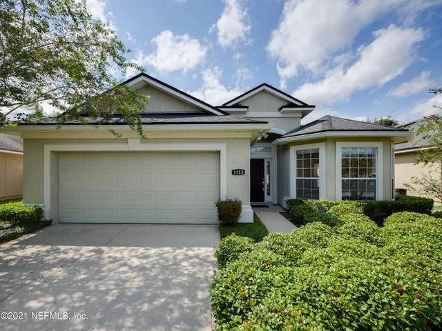 1113 Carmona Pl, St Augustine, FL 32092 (MLS #1131760) :: Vacasa Real Estate