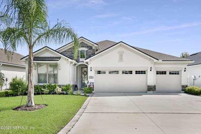 631 Charter Oaks Blvd, Orange Park, FL 32065 (MLS #1131784) :: Ponte Vedra Club Realty