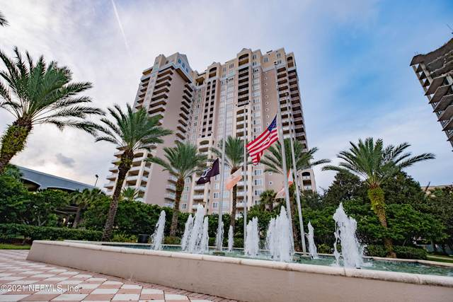 400 E Bay St #602, Jacksonville, FL 32202 (MLS #1131797) :: The Collective at Momentum Realty