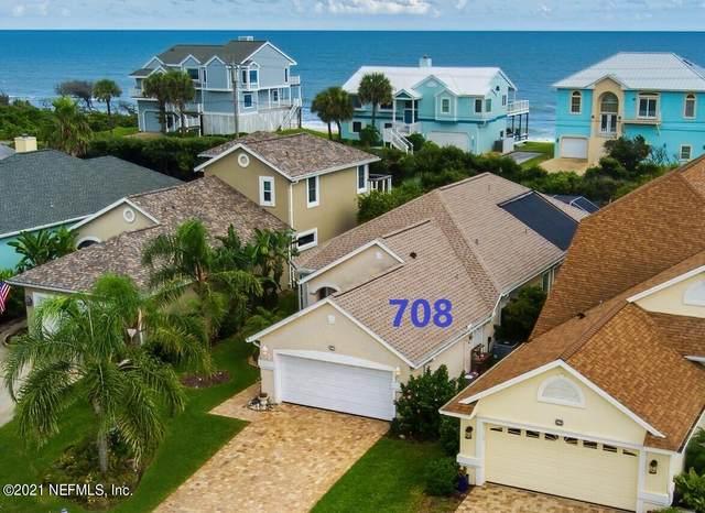 708 Blue Seas Ct, Ponte Vedra Beach, FL 32082 (MLS #1131834) :: EXIT Inspired Real Estate