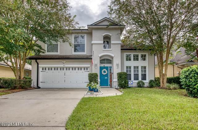 513 Millstone Dr, Orange Park, FL 32065 (MLS #1131844) :: Olde Florida Realty Group