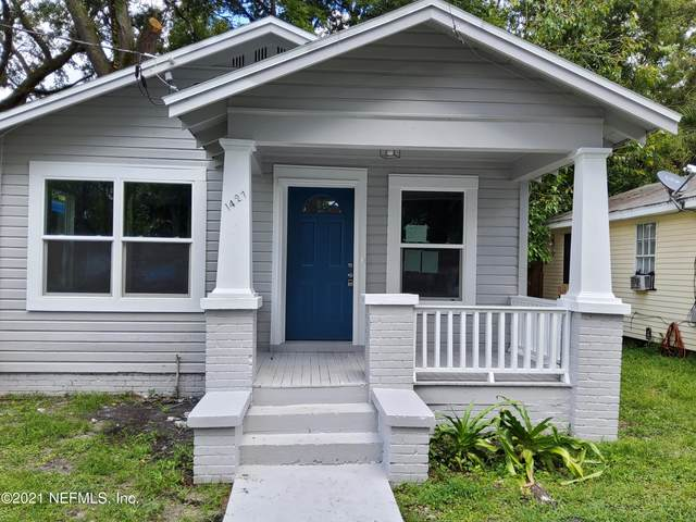 1427 W 24TH St, Jacksonville, FL 32209 (MLS #1131855) :: EXIT Real Estate Gallery