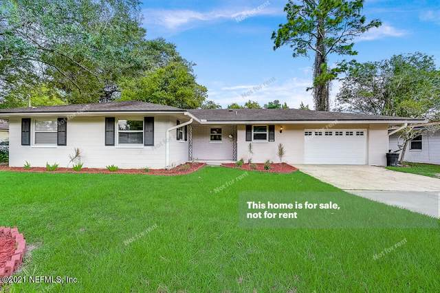 828 Montego Rd W, Jacksonville, FL 32216 (MLS #1131888) :: The Collective at Momentum Realty