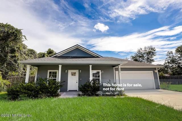 323 Shamrock Rd, St Augustine, FL 32086 (MLS #1131894) :: EXIT 1 Stop Realty