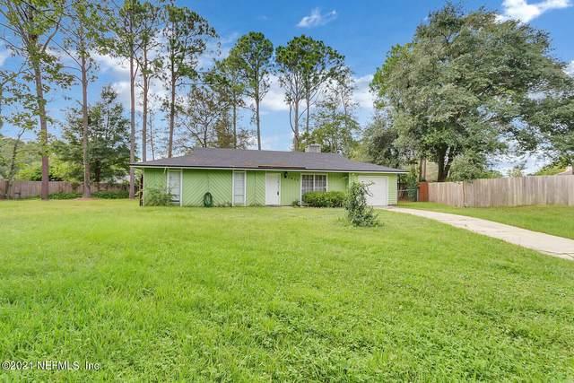 2833 Derringer Ct, Orange Park, FL 32065 (MLS #1131897) :: The Huffaker Group