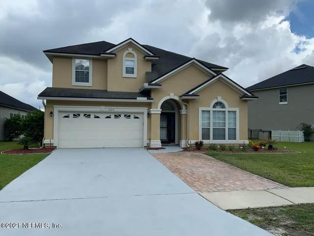 689 Porto Cristo Ave, St Augustine, FL 32092 (MLS #1131941) :: Vacasa Real Estate
