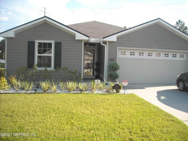 3336 Blue Catfish Dr, Jacksonville, FL 32226 (MLS #1131964) :: Momentum Realty