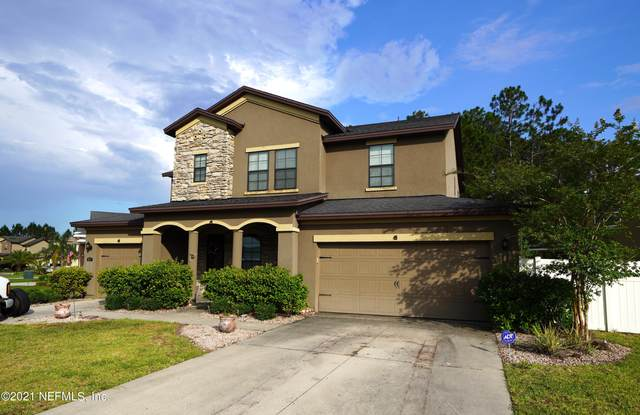 447 Cranbrook Ct, Orange Park, FL 32065 (MLS #1131967) :: The Collective at Momentum Realty