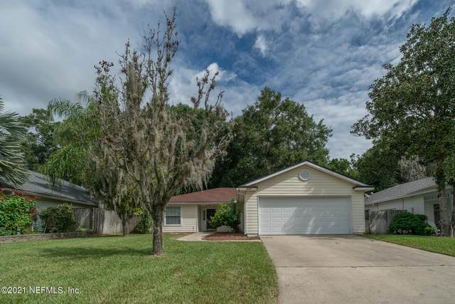 5221 Emerald Glades Ct, Jacksonville, FL 32277 (MLS #1131989) :: The Hanley Home Team