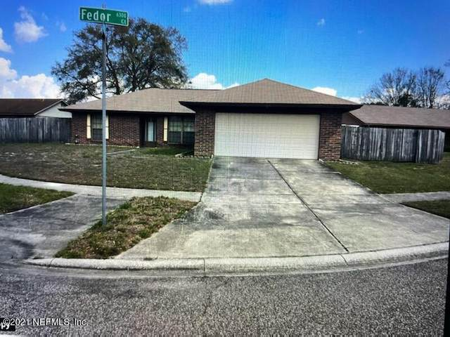 6343 Fedor Ct, Jacksonville, FL 32244 (MLS #1131993) :: The Perfect Place Team