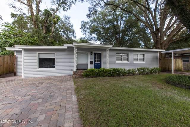 1367 Domas Dr, Jacksonville, FL 32211 (MLS #1132000) :: EXIT Real Estate Gallery