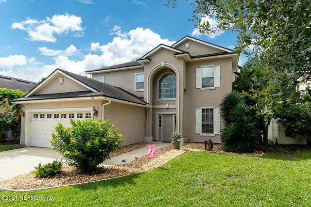 1631 Canopy Oaks Dr, Orange Park, FL 32065 (MLS #1132006) :: The DJ & Lindsey Team