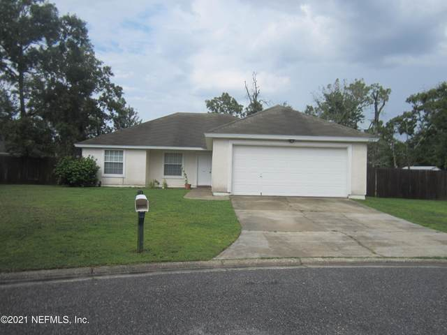 2783 Sapid Ct, GREEN COVE SPRINGS, FL 32043 (MLS #1132033) :: Berkshire Hathaway HomeServices Chaplin Williams Realty