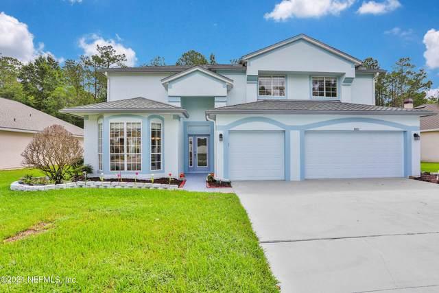 9051 Hampton Landing Dr E, Jacksonville, FL 32256 (MLS #1132036) :: The Huffaker Group