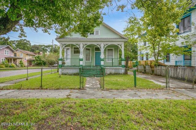 225 E 10TH St, Jacksonville, FL 32206 (MLS #1132041) :: The Perfect Place Team