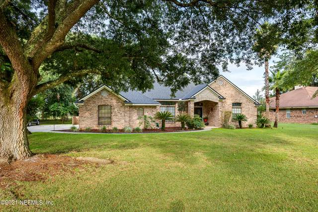 1614 Colonial Dr, GREEN COVE SPRINGS, FL 32043 (MLS #1132042) :: EXIT Real Estate Gallery