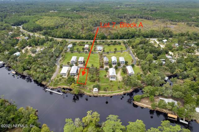 TBD River's Bend Way NE, Steinhatchee, FL 32359 (MLS #1132045) :: The Hanley Home Team