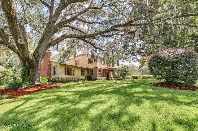 2405 Pineridge Rd, Jacksonville, FL 32207 (MLS #1132083) :: The Huffaker Group
