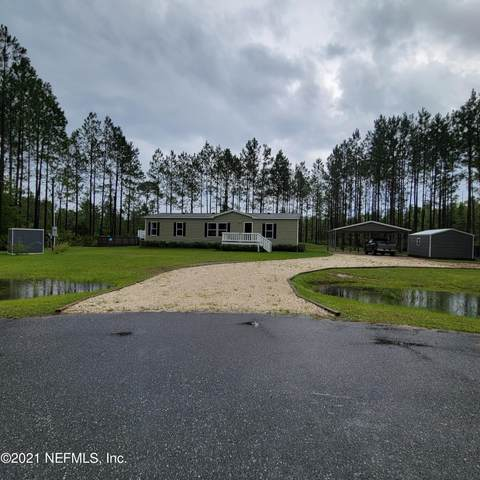 280 NW Taylor Magee Pl, Lake City, FL 32055 (MLS #1132156) :: The Hanley Home Team