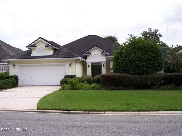 121 Deer Cove Dr, Ponte Vedra Beach, FL 32082 (MLS #1132160) :: The Hanley Home Team