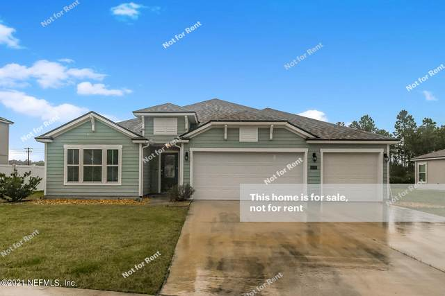95398 Creekville Dr, Fernandina Beach, FL 32034 (MLS #1132186) :: The Volen Group, Keller Williams Luxury International