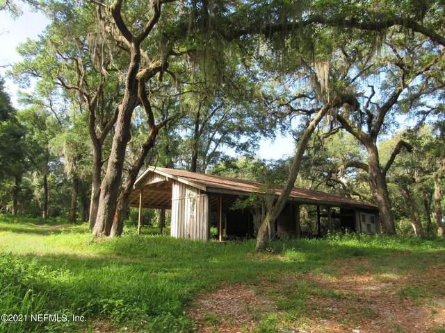 1009 Citron Ave Ave, Crescent City, FL 32112 (MLS #1132198) :: Vacasa Real Estate
