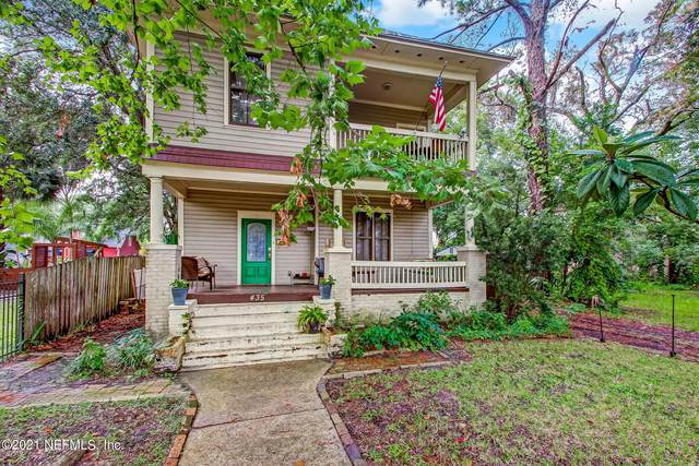 435 E 6TH St, Jacksonville, FL 32206 (MLS #1132201) :: The Perfect Place Team