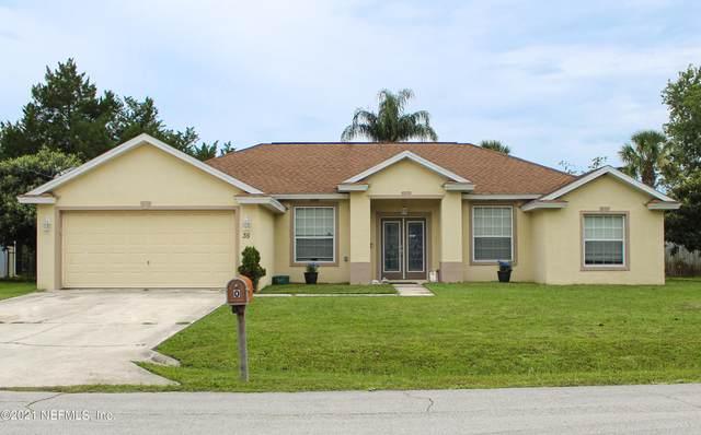 35 Prince Eric Ln, Palm Coast, FL 32164 (MLS #1132218) :: Park Avenue Realty