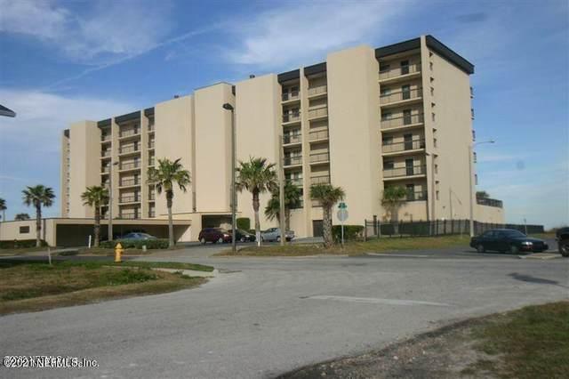 601 1ST St S 7D, Jacksonville Beach, FL 32250 (MLS #1132223) :: MavRealty