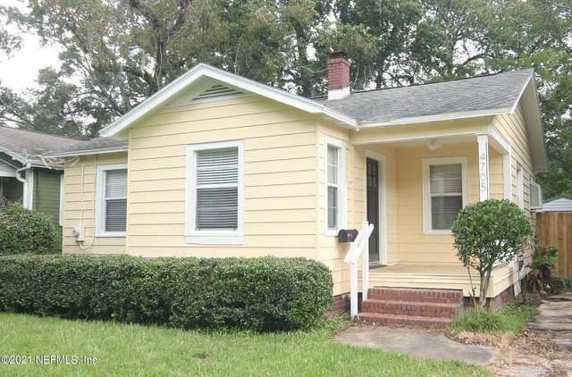4057 Green St, Jacksonville, FL 32205 (MLS #1132229) :: Olson & Taylor | RE/MAX Unlimited