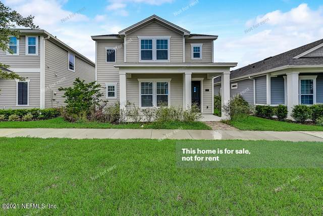 203 Dalton Cir, St Augustine, FL 32092 (MLS #1132230) :: The Collective at Momentum Realty