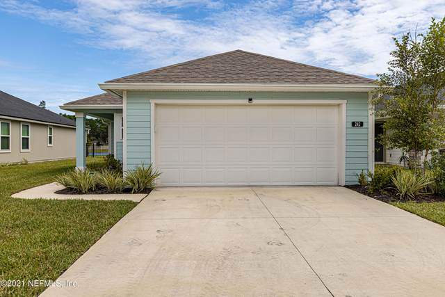 242 Santorini Ct, St Augustine, FL 32086 (MLS #1132231) :: Olson & Taylor | RE/MAX Unlimited