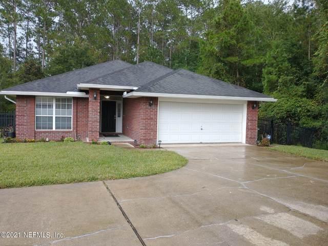 2563 Spring Pond Ln, Jacksonville, FL 32221 (MLS #1132233) :: The Hanley Home Team