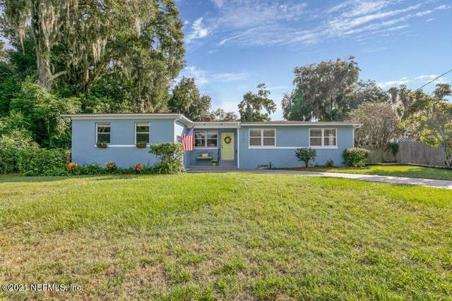1642 Clemson Rd, Jacksonville, FL 32217 (MLS #1132271) :: The Collective at Momentum Realty