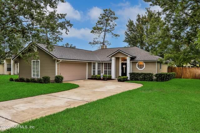 3176 Sarahs Ct, GREEN COVE SPRINGS, FL 32043 (MLS #1132286) :: Berkshire Hathaway HomeServices Chaplin Williams Realty