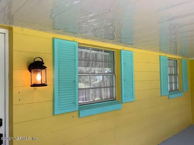 507 Mentone St, St Augustine, FL 32086 (MLS #1132306) :: Momentum Realty