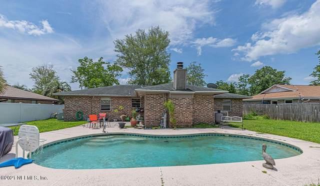 2184 George Wythe Rd, Orange Park, FL 32073 (MLS #1132360) :: Ponte Vedra Club Realty